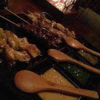 Photo taken at Ödün Restaurante Condesa by Israel M. on 11/17/2012