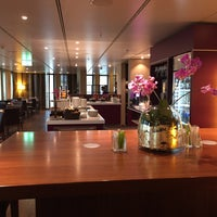 Photo taken at Executive Lounge   Marriott Hotel Berlin by sv H. on 8/16/2015