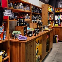 Photo taken at LUSH by sv H. on 9/9/2013