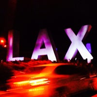Photo taken at Los Angeles International Airport (LAX) by Yacine B. on 11/8/2013