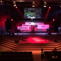 Photo taken at Christ Life Church of the Highlands by Paul P. on 3/9/2014