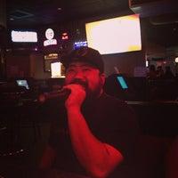 Photo taken at Karaoke Hut Sports Bar & Grill by Jennifer L. on 7/28/2013
