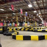 Photo taken at Pole Position Raceway by Bryan L. on 11/22/2012