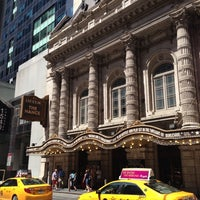 Photo taken at Lyceum Theatre by George O. on 7/7/2013