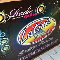 Photo taken at Latina Tu FM 92.3 by Jason I. on 5/29/2013