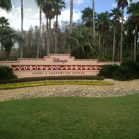 Photo taken at Disney's Coronado Springs Resort and Convention Center by Heather M. on 1/11/2013