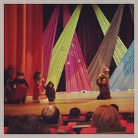 Photo taken at Teatro Municipal de San Lorenzo by Melissa G. on 6/24/2013