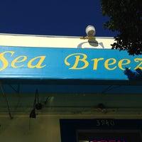 Photo taken at Sea Breeze Cafe by Blake B. on 2/9/2013
