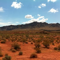 Photo taken at Valley of Fire State Park by Sarah G. on 9/14/2011