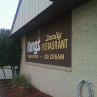 Photo taken at Kings Family Restaurants by Theresa M. on 9/18/2011