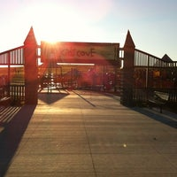 Photo taken at Kid's Cove at Mount Trashmore Park by Kelly M. on 11/11/2011
