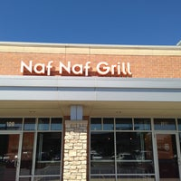 Photo taken at Naf Naf Grill by Josh C. on 7/12/2013