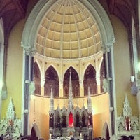 Photo taken at Capuchin Friary Church by Acacio D. on 10/13/2013