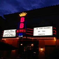 Photo taken at BB King's Blues Club by Laura-Peter C. on 3/13/2013