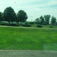 Photo taken at Circle B Campground by Matt C. on 8/9/2013