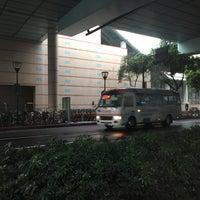 Photo taken at 捷運六張犁站 MRT Liuzhangli Station by Andy C. on 3/20/2016