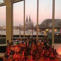Photo taken at Hyatt Regency Cologne by Daniel E. on 2/18/2013