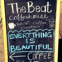 Photo taken at The Beat Coffeehouse by Demont D. on 1/22/2013