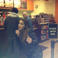 Photo taken at Dunkin' Donuts by Stephanie H. on 2/2/2014