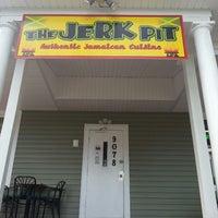 Photo taken at The Jerk Pit by tcat on 12/13/2013