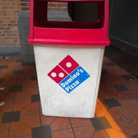 Photo taken at Domino's Express by Nick C. on 9/25/2012