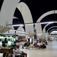 Photo taken at Aeropuerto de Sevilla (SVQ) by David B. on 7/7/2013