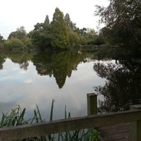 Photo taken at Wandsworth Common by Matthew B. on 10/7/2012