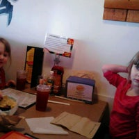 Photo taken at Tito's Cantina Mexican Grill by Damian on 3/22/2013