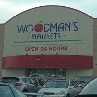 Photo taken at Woodman's Food Market by Shaun E. on 7/7/2013