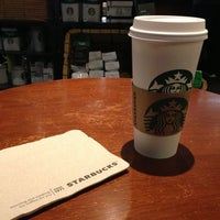 Photo taken at Starbucks by Benjamin on 3/25/2013