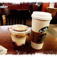Photo taken at Starbucks by Benjamin on 3/26/2013