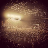 Photo taken at Motorpoint Arena by Kate O. on 12/10/2012