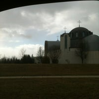 Photo taken at St Mary's Macedonian Orthodox Church by Joe R. on 3/13/2013