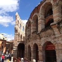 Foto scattata a Arena di Verona da Marina C. il 5/11/2013
