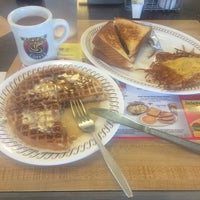 Photo taken at Waffle House by Cassidy R. on 3/22/2014