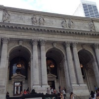 Photo taken at New York Public Library - Wertheim Study by Wooyoung H. on 9/3/2014