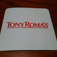 Photo taken at Tony Roma's Ribs, Seafood, & Steaks by Lola D. on 1/4/2013