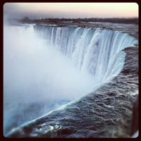 Photo taken at Niagara Falls (Canadian Side) by Harrison R. on 12/14/2012