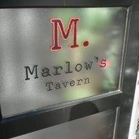 Photo taken at Marlow's Tavern by Kedric K. on 11/28/2012