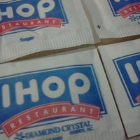 Photo taken at IHOP by Kedric K. on 10/8/2012