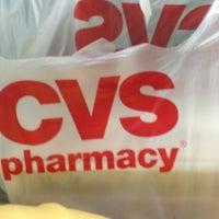 Photo taken at CVS Pharmacy by Mitch B. on 8/24/2013