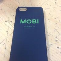 Photo taken at MOBI by Charlie K. on 2/8/2013