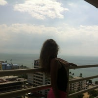 Photo taken at V8 Seaview Jomtien by Nastya💋 B. on 11/26/2013