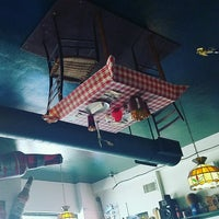 Photo taken at Flying Pie Pizzeria by Tim B. on 7/26/2016