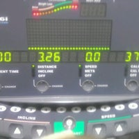 Photo taken at 24 Hour Fitness by Tim B. on 10/23/2012
