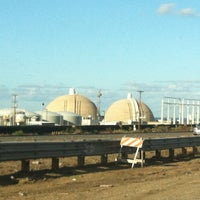 Photo taken at San Onofre Nuclear Generating Station by Carolina E. on 12/14/2012