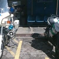 Photo taken at Police Station (Balai Polis) by ahnaf j. on 9/3/2013