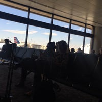 Photo taken at Gate A3 by Brian C. on 9/21/2016