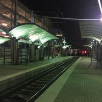 Photo taken at Victory Station (DART Rail / TRE) by Brian C. on 2/19/2016