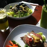Photo taken at Catch A Healthy Habit Cafe by VeganPilotMarty on 1/13/2014